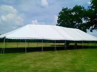 Frame Tent Rentals in Texas